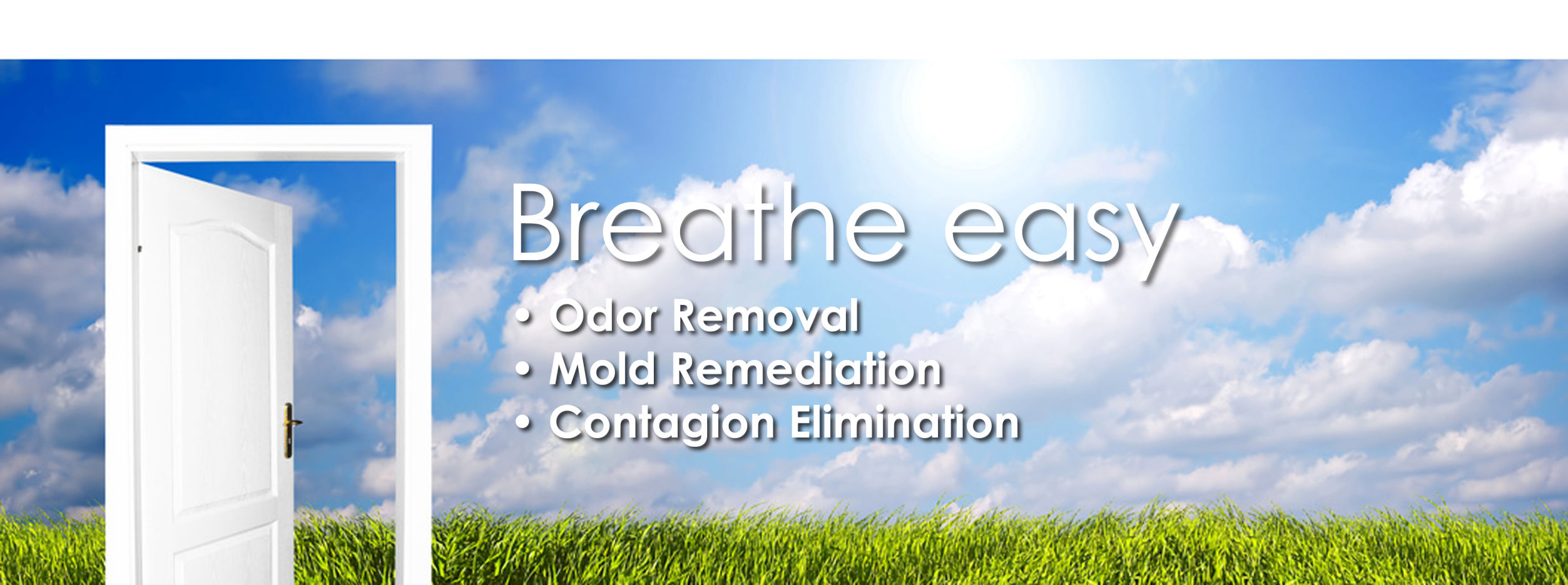 Odor removal, mold remediation, contagion and allergen elimination in Philadelphia, Bucks County